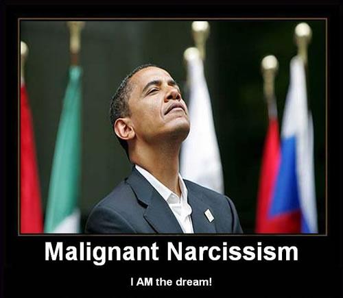 obama big head ego
