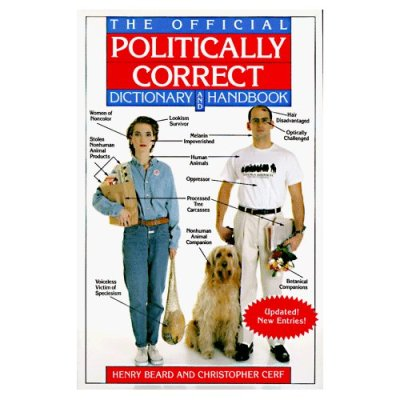 the official politically correct dictionary and handbook pdf